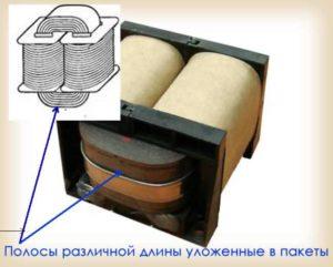 ленточный магнитопровод