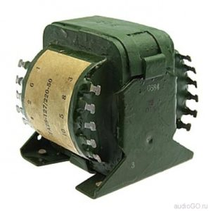 ТАН понижающий трансформатор