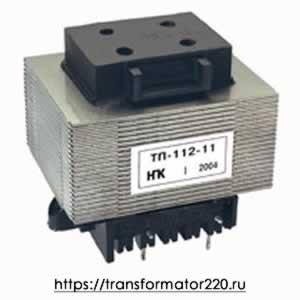 Внешний вид трансформаторов ТП-112