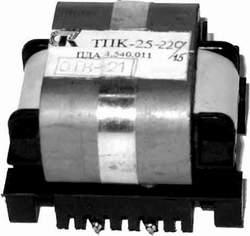 трансформатор ТПК-25