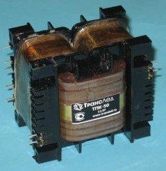 Трансформаторы ТПК-50, характеристика, схема, размеры