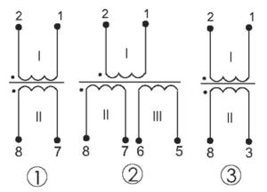схема ТП 312