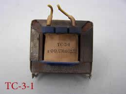 Трансформаторы ТС-3, ТС-4, ТС-5, ТС-6, ТС-10