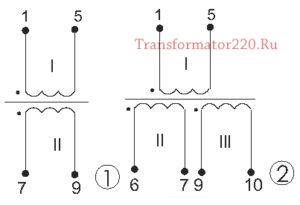 схема ТПГ-305