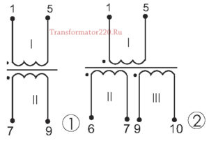 схема ТПГ 306