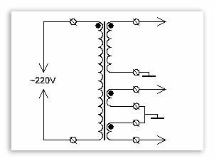 Как сфазировать обмотки трансформатора