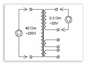 Как подключить неизвестный трансформатор к сети