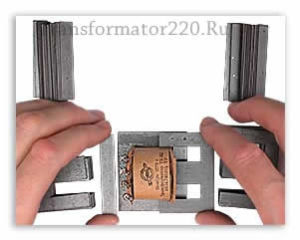 Как разобрать и собрать трансформатор?