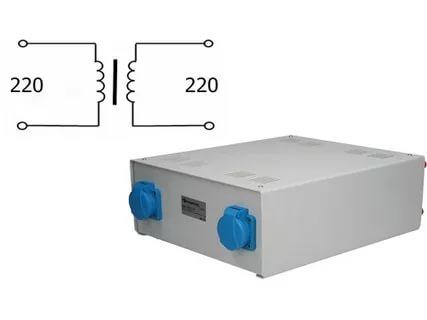 Трансформатор изолирующий 220 на 220 вольт