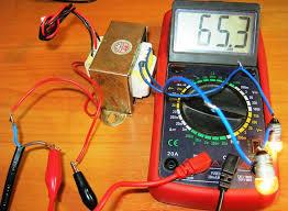 Как проверить импульсный трансформатор