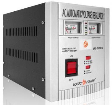 Доработка стабилизатора сетевого напряжения LPS-2500RV. Схема, описание