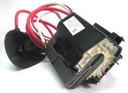 строчный трансформатор для катушки тесла