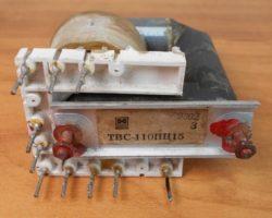 Cтрочный трансформатор ТВС